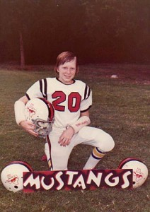 Craig Dunning, Oak Cliff Mustangs, 1976