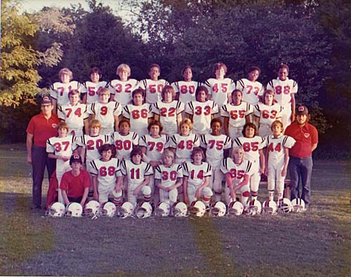 1976 Oak Cliff Mustangs