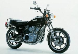 Yamaha XS 750 Special