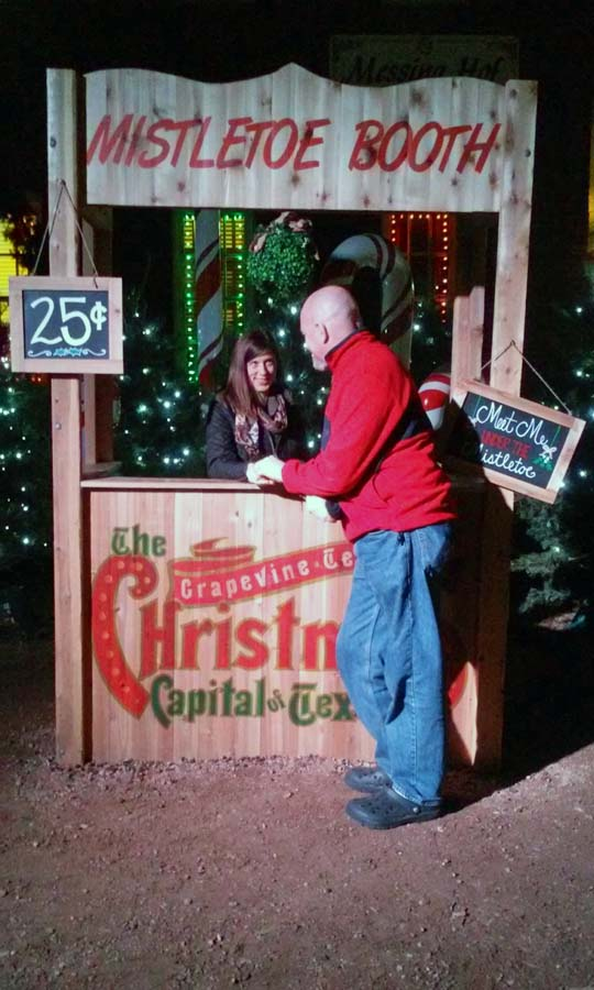 Craig and Colleen, Grapevine, Texas, December 4, 2015